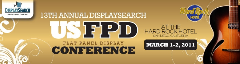 2011 DisplaySearch US FPD