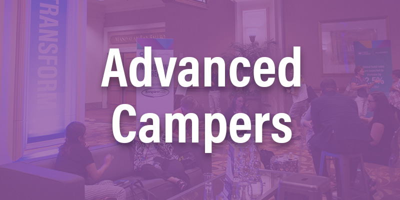 Advanced Campers