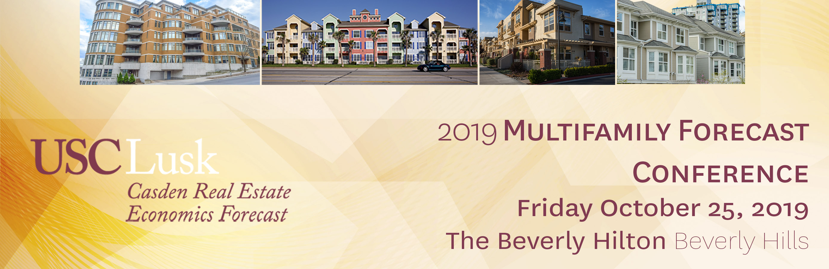 2019 USC Casden Multifamily Forecast Conference