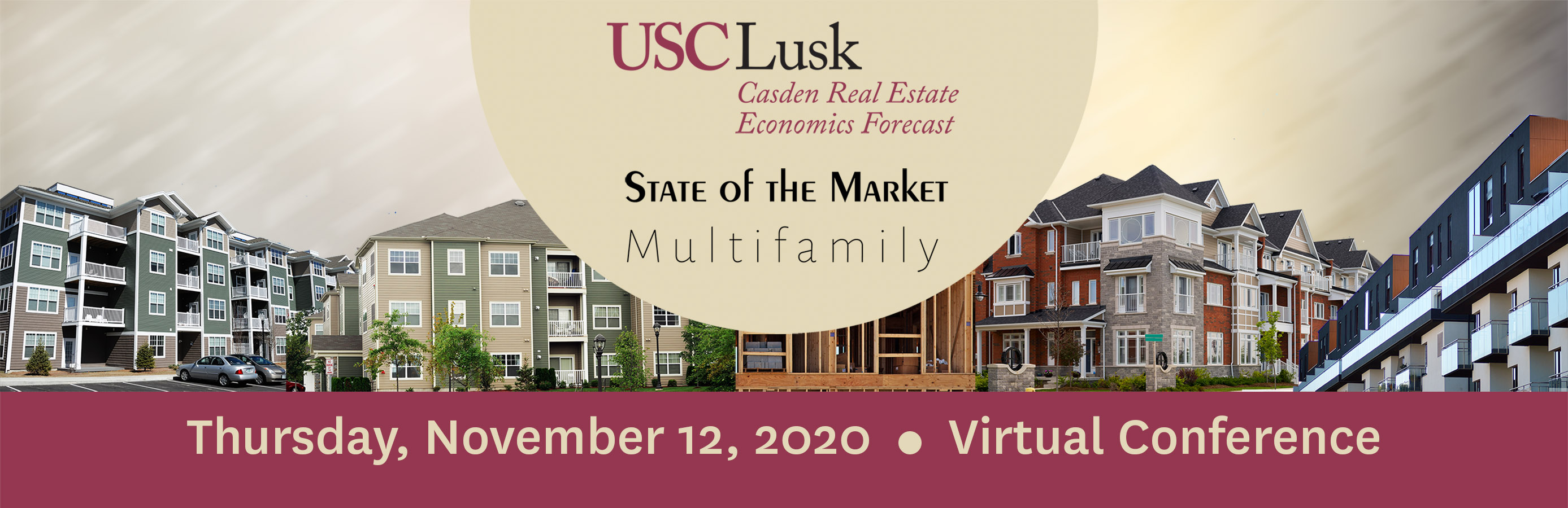 USC Casden 2020 State of the Market: Multifamily Virtual Conference