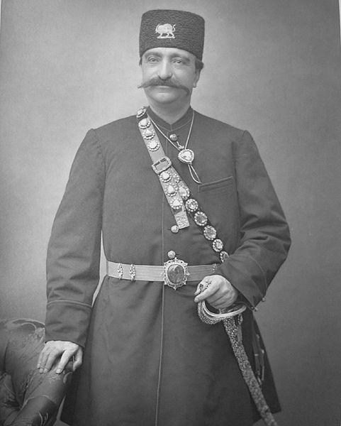 Naser-al-Din-Shah-Qajar