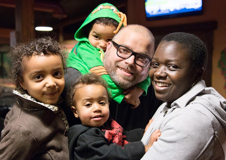 Intercultural Family