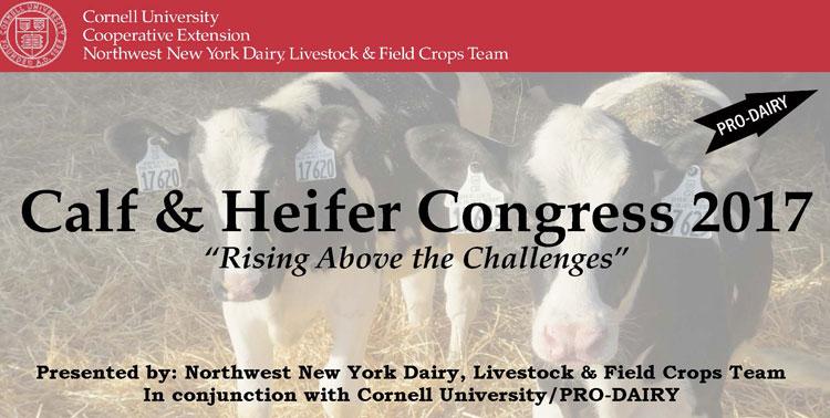 Calf & Heifer Congress 2017 Industry Sponsorships