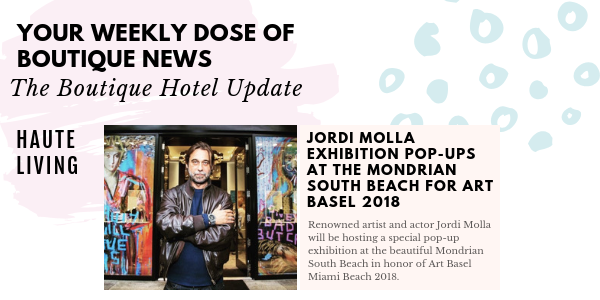 jordi molla Your Dose of Weekly News BW