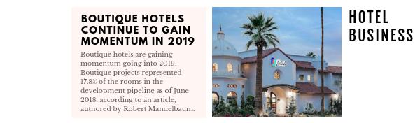 boutique hotels gain momentum