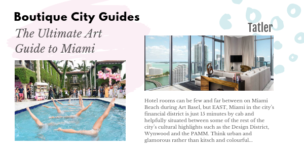 1 Boutique City Guides BW