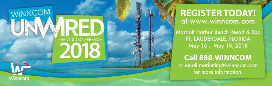 Winncom UnWired 2018 - Event & Conference