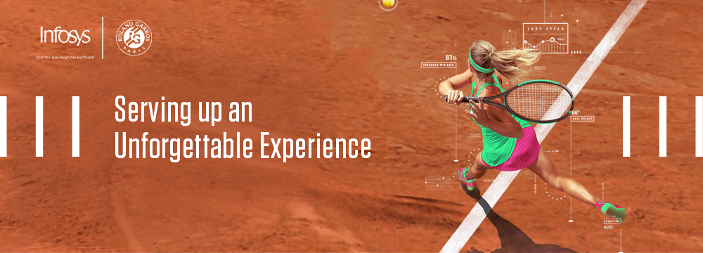 Infosys Leadership Summit at Roland-Garros 2019