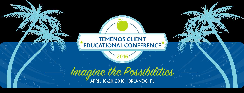 2016 Temenos Customer Educational Conference