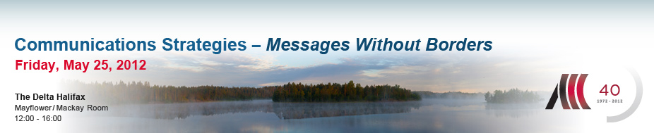Communications Strategies - Messages Without Borders