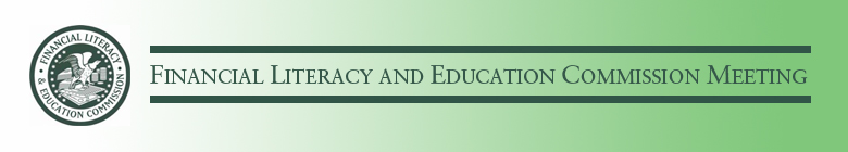 Financial Literacy and Education Commission (FLEC) Meeting