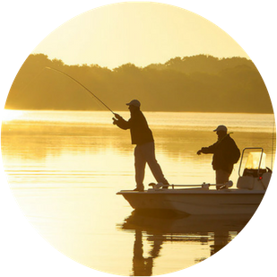 FISHING ACTIVITY CIRCLE