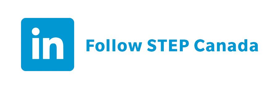 Follow STEP Canada