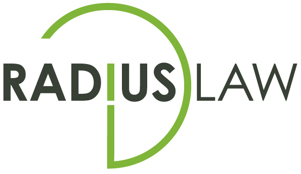 Radius Law logo