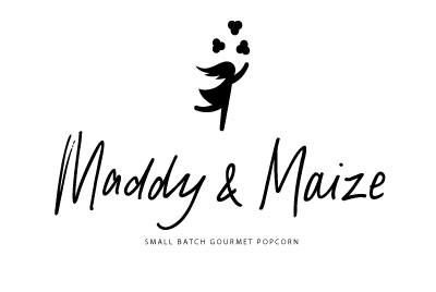 Maddy & Maize Logo