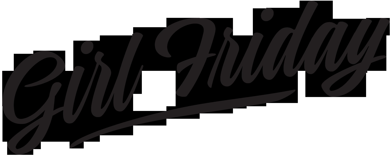 Girl Friday - GirlFriday_Logo
