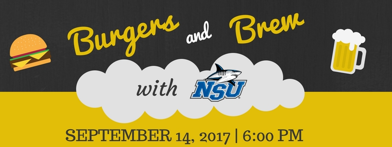 *RESCHEDULED* Burgers & Brew with NSU - Fort Myers