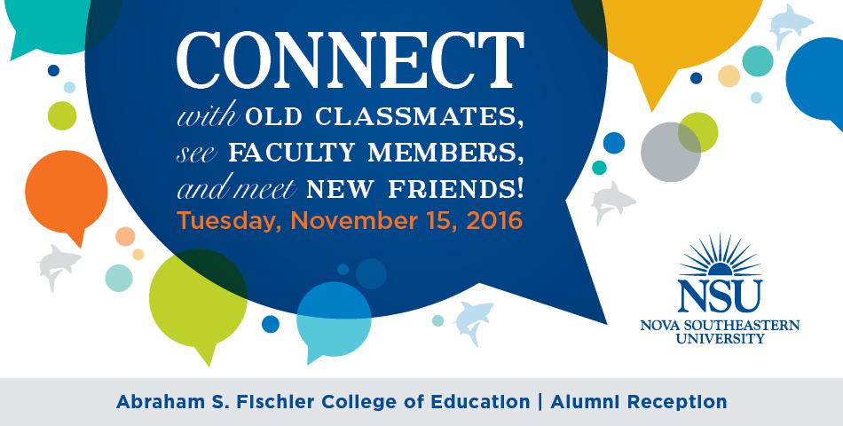 NSU's  Abraham S. Fischler College of Education Alumni Event in Ohio
