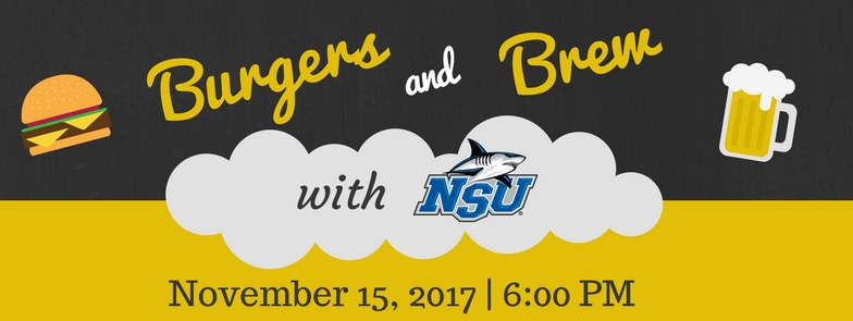 Burgers & Brew with NSU - Fort Myers