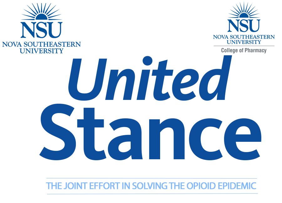 United Stance: The Joint Effort in Solving the Opioid Epidemic