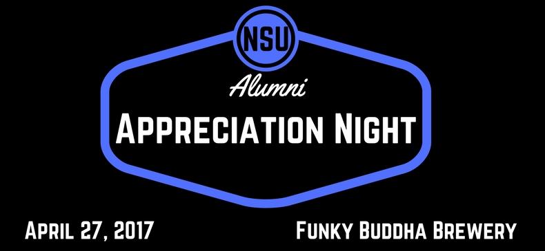 Alumni Appreciation Night