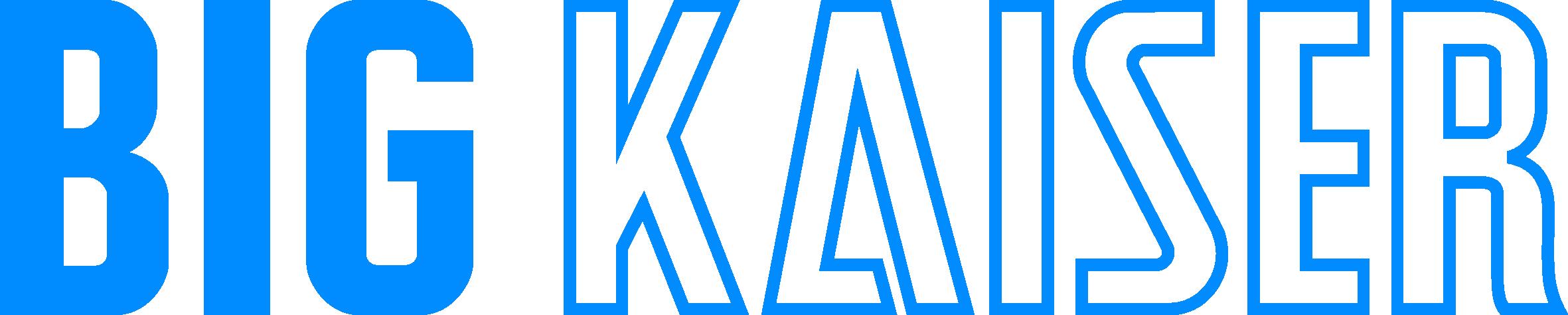 BIG KAISER_Logo_cmyk