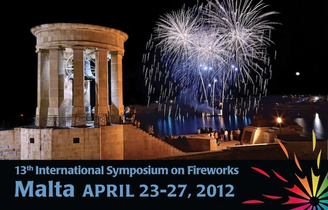 International Symposium on Fireworks 2012