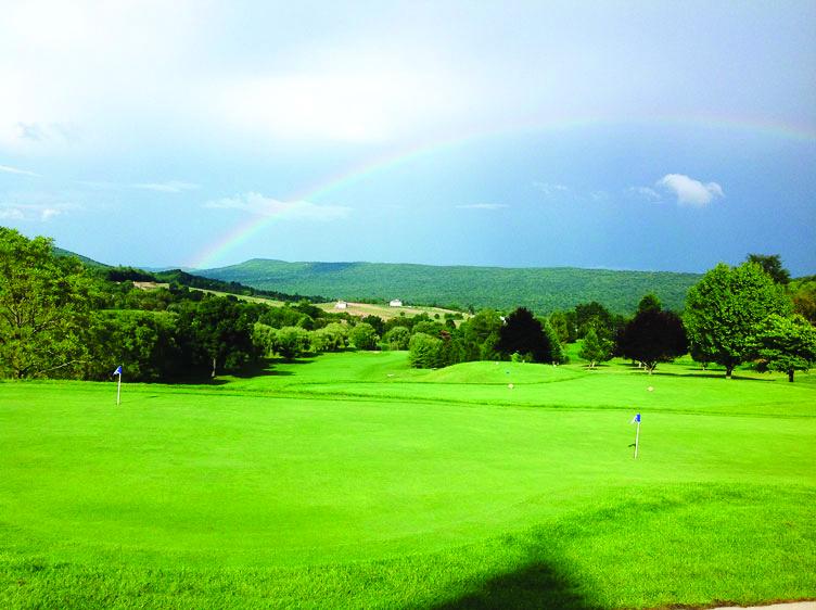 SV rainbow