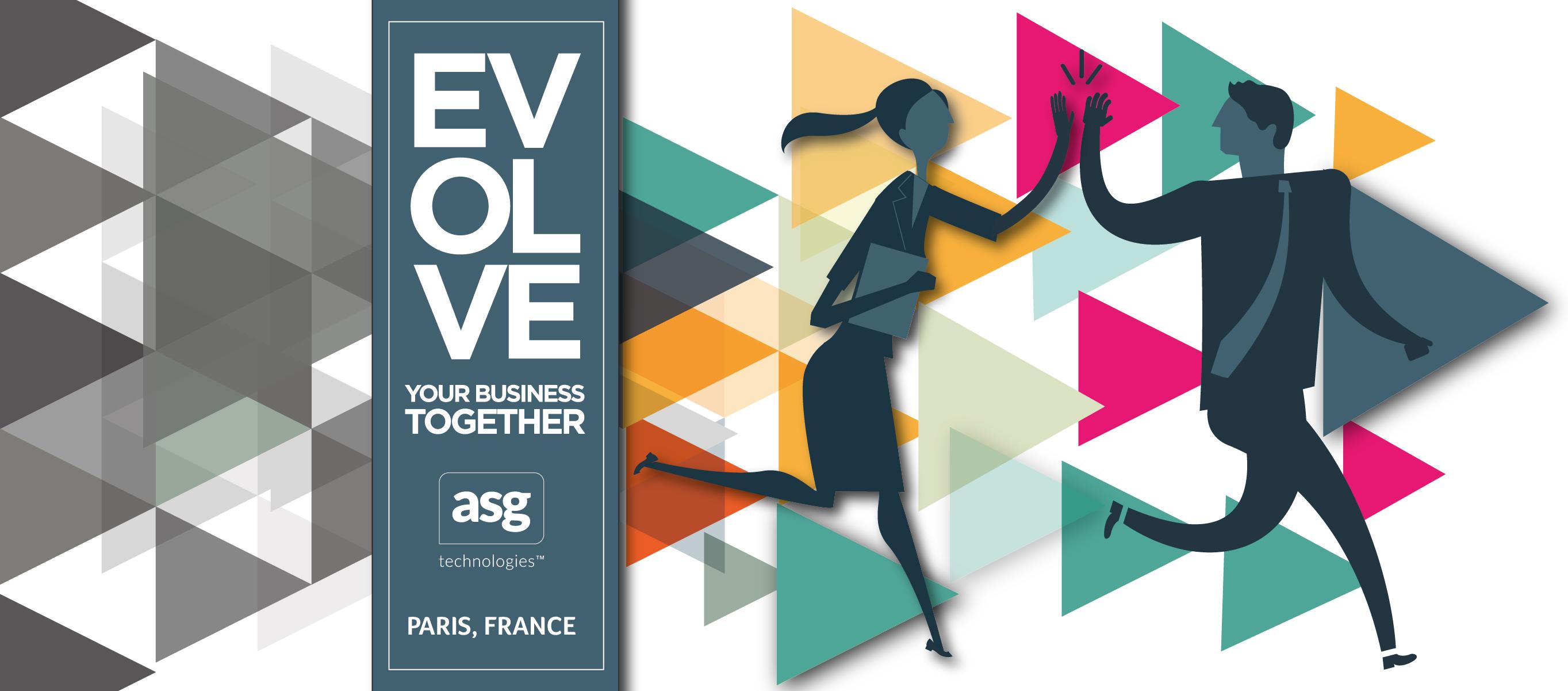 ASG EVOLVE Paris