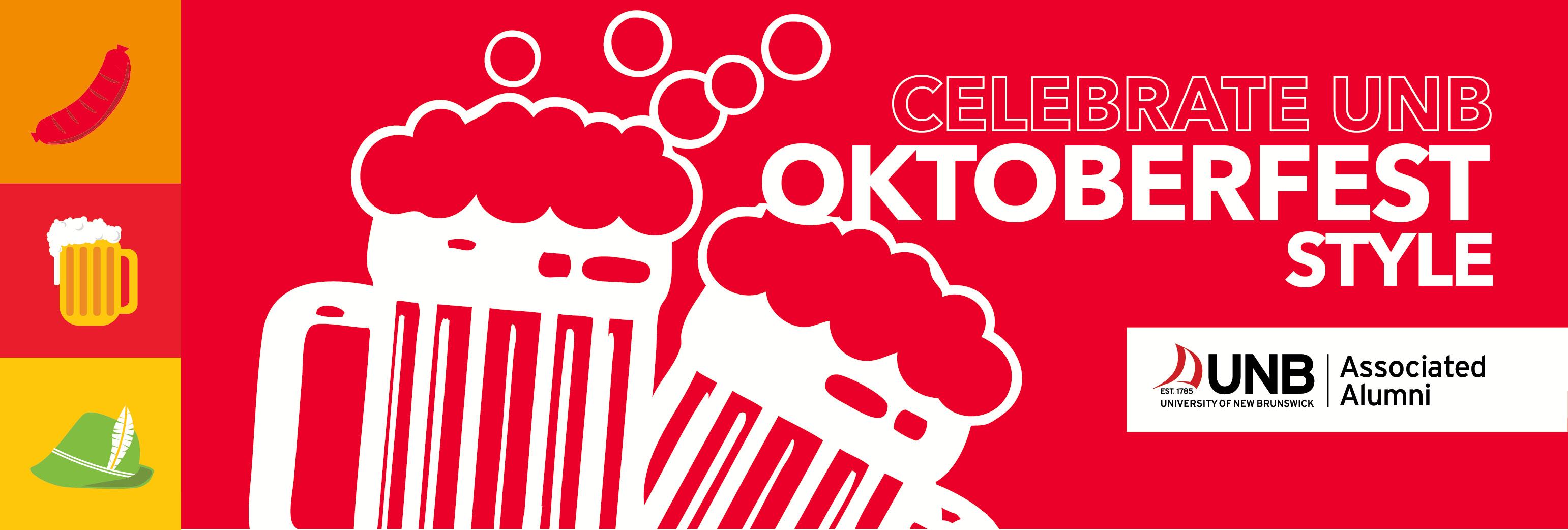 Celebrate UNB: Oktoberfest Style 2017