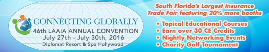 46th LAAIA Annual Convention