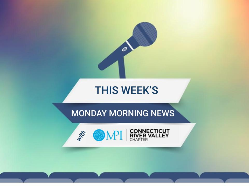 Monday Morning News Header