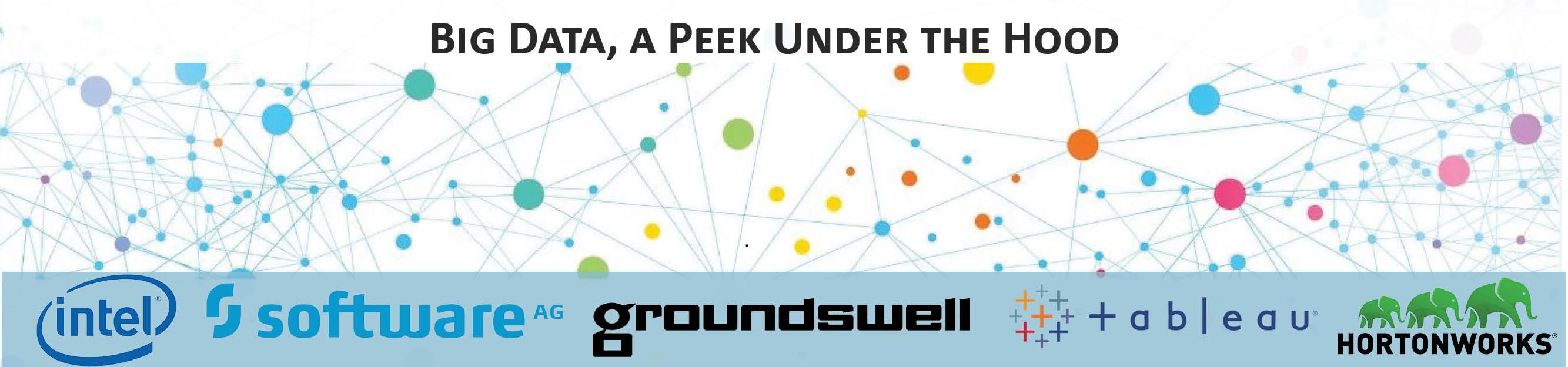 Big Data, a Peek Under the Hood
