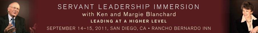 Servant Leadership Immersion