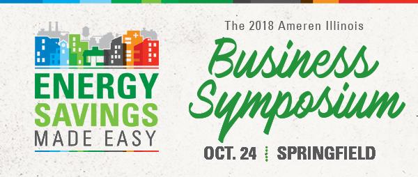 2018 Ameren Illinois Business Symposium