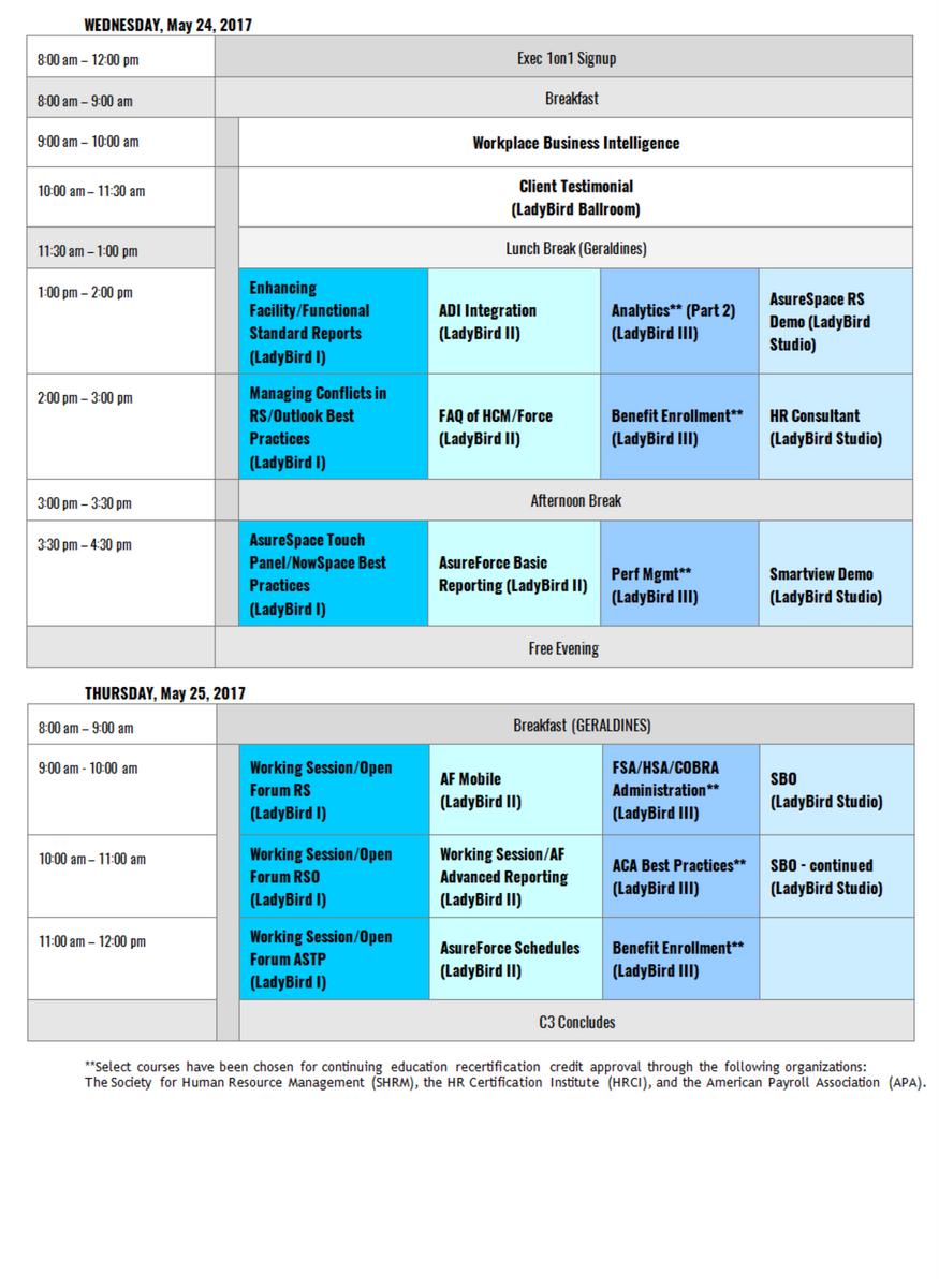 the last agenda 2