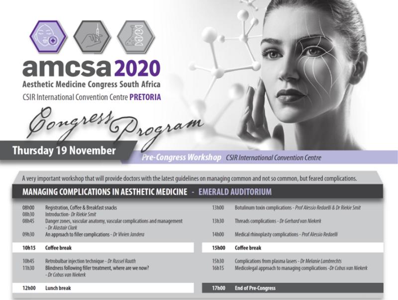 Precongress agenda 19Nov