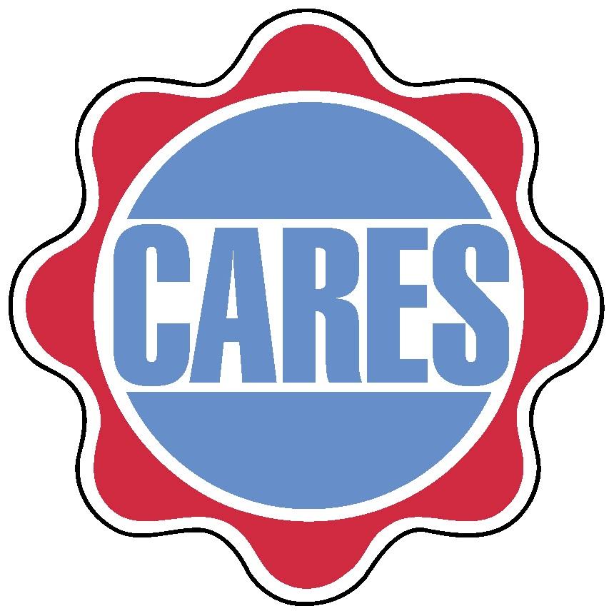 CARES Rosette Logo