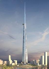 Jeddah Tower 200