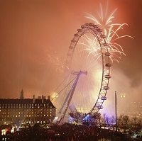 London Eye 200