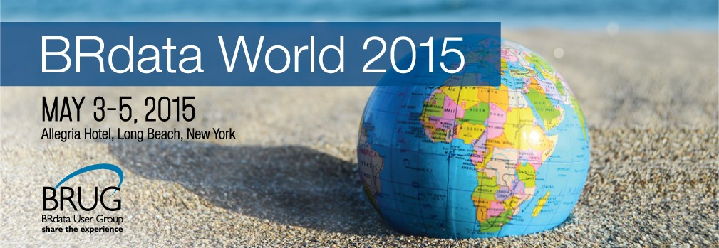 BRdata World 2015