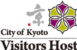 City of Kyoto Visitors Host Logo