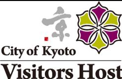 City of Kyoto Visitors Host Logo