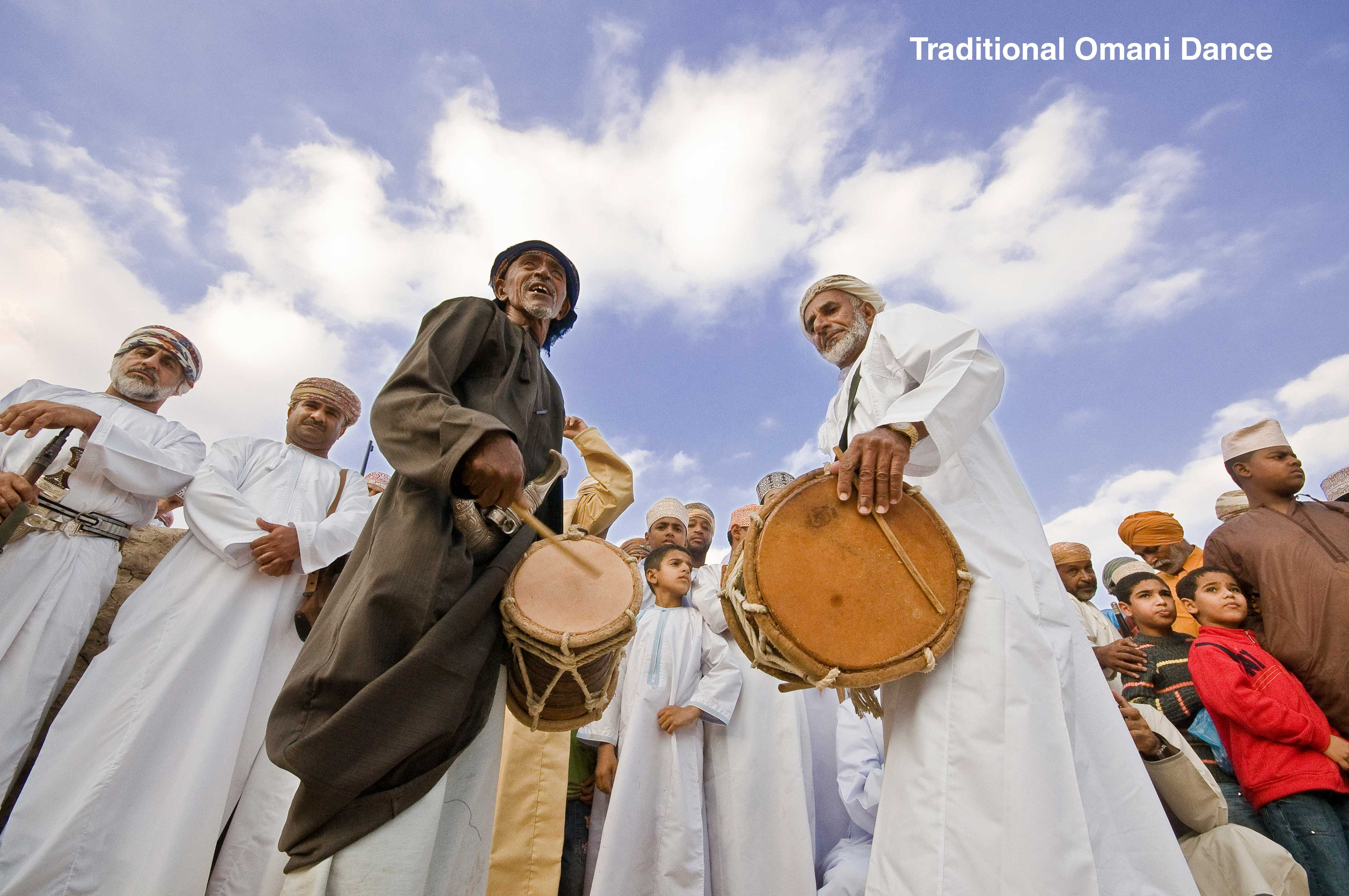 Traditional-Omani-Dance