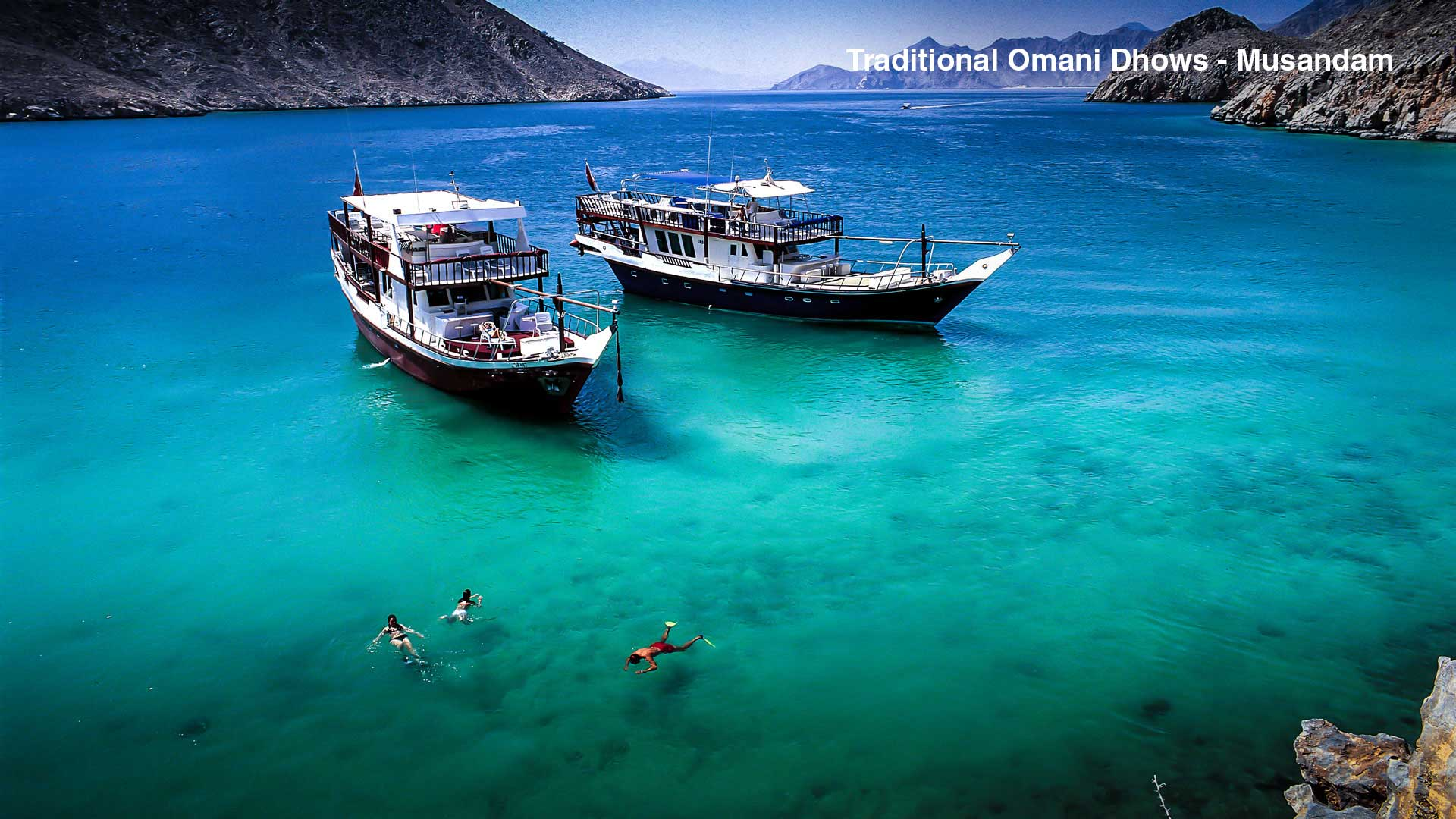 Traditional-Omani-Dhows---Musandam