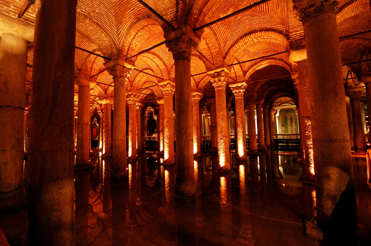 Technical Visit_Basilica Cistern