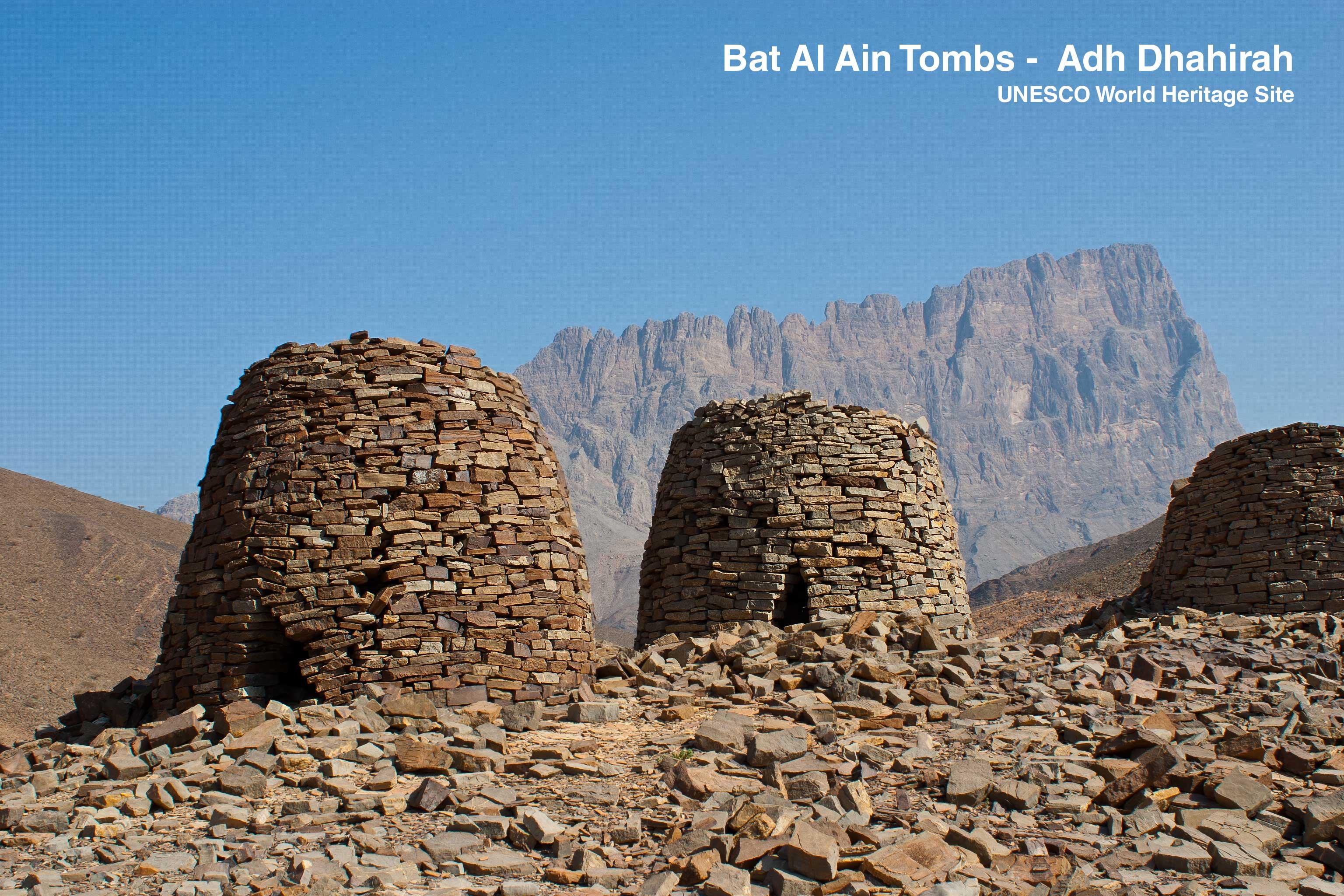 Bat-Al-Ain-Tombs----Adh-Dhahirah