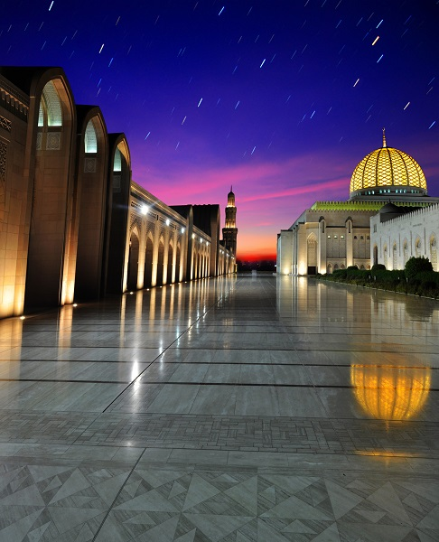 Oman_ النجوم في الجامع الأكبر