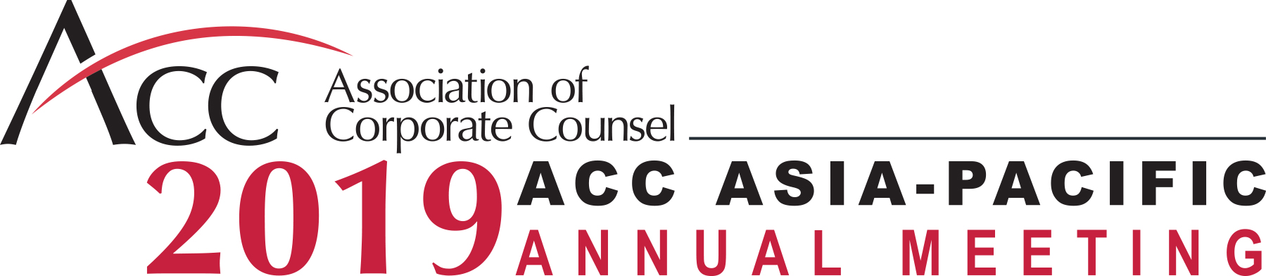 ACC ASIA-PACIFIC 2019 ANNUAL MEETING
