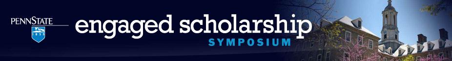 Penn State Engaged Scholarship Symposium web banner image